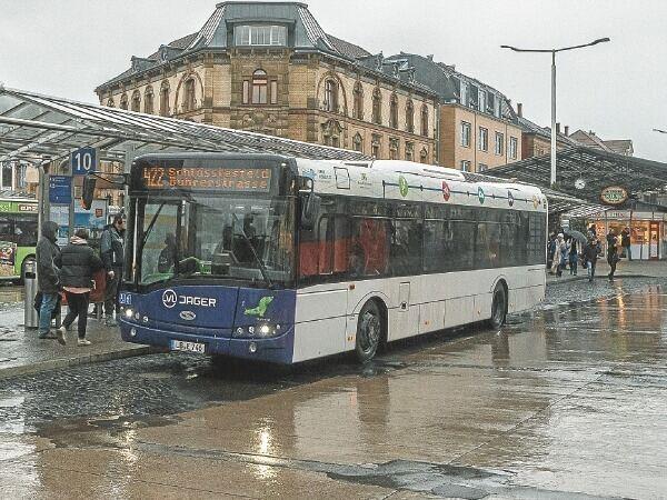 Busfahrer Bleibt Ein Mangelberuf Stadt Ludwigsburg Ludwigsburger