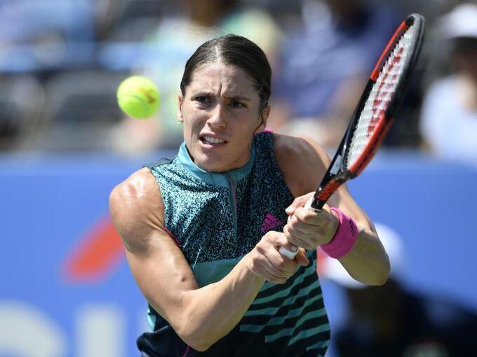 Citi Open Petkovic Steht In Washington Im Viertelfinale Sport