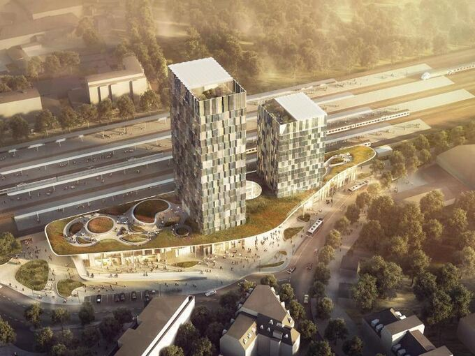 Planungen Zum Neubau Des Hamburger Bahnhofs Altona Gestoppt