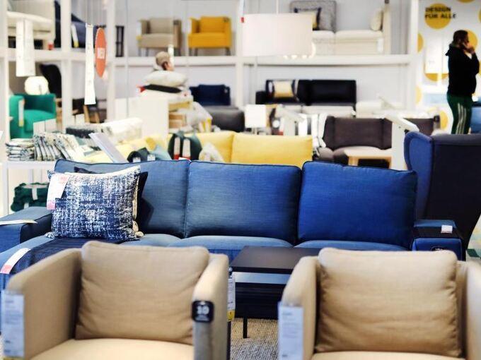 Test In Fünf Häusern Ikea Kauft Gebrauchte Möbel Zurück Lokales