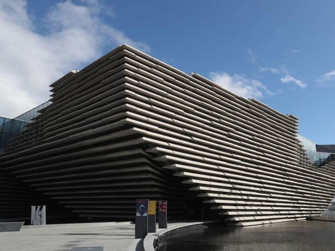 V&A Dundee-Museum