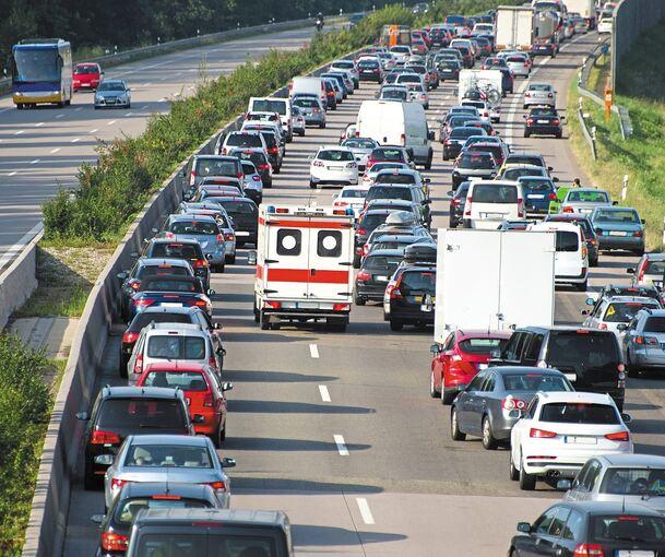 Wenn Notfallhelfer Blockiert Werden Stadt Ludwigsburg
