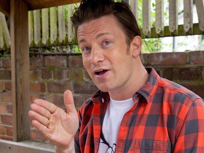 Britischer Starkoch Jamie Oliver liebt die deutsche Küche ...