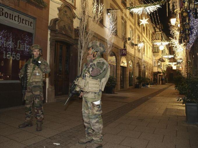 Terroranschlag Detail: Mehrere Tote Bei Terroranschlag In Straßburg