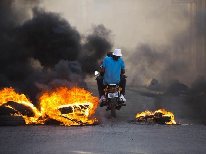Proteste in Haiti