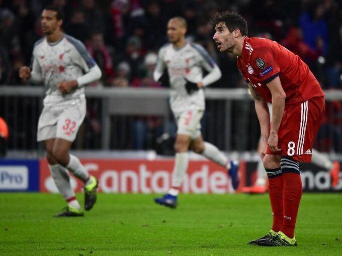 Bayern Liverpool Detail: «Grenzen Aufgezeigt»: Liverpool Versetzt FC Bayern Den K.o