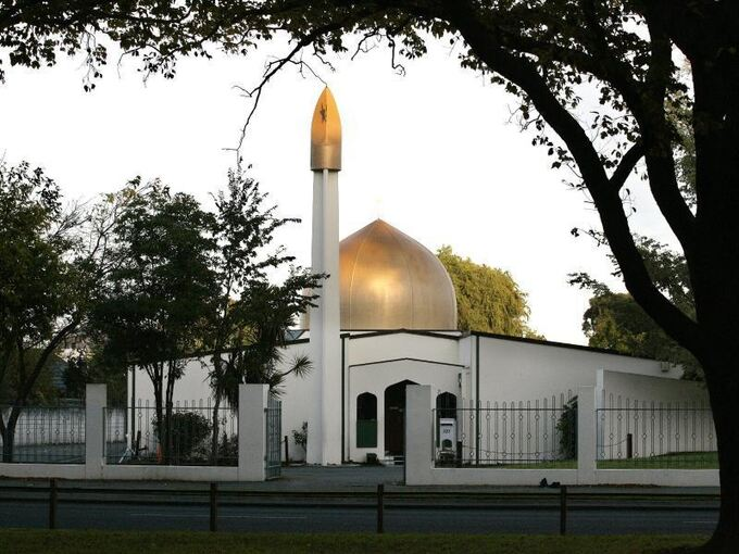 Masjid Al Noor Moschee in Christchurch