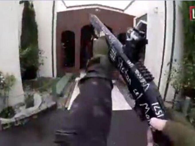 Neuseeland Moschee Video: Brutaler Angriff Auf Moscheen Erschüttert Neuseeland