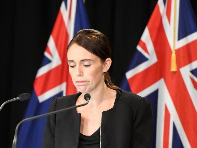 Jacinda Ardern Detail: Christchurch-Bluttat: Diplomatischer Ärger Nach Erdogan