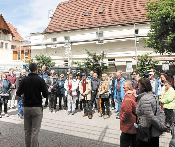 Schöner Wohnen Unter Altem Fachwerk Im Ortskern Landkreis