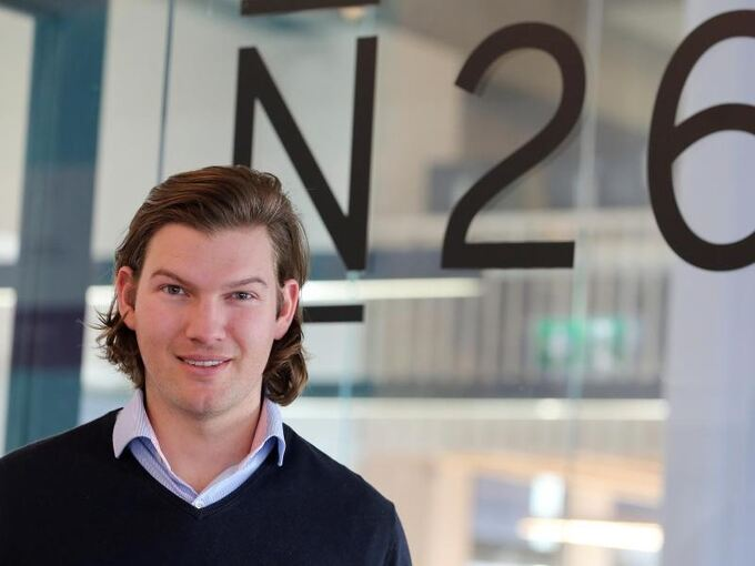 Deutsche Smartphone-Bank N26 startet in den USA