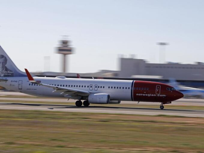 Norwegian-Jet
