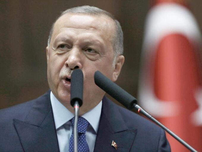 Erdogan Syrien