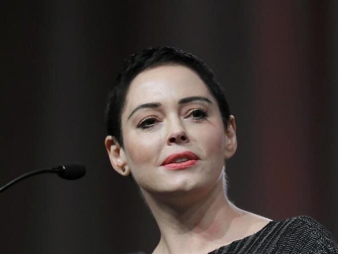 Rose McGowan v