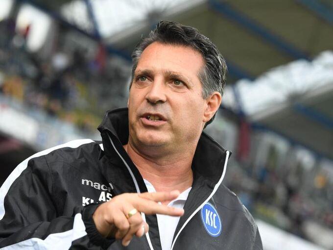 Alois Schwarz Trainer