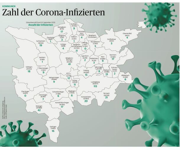 corona karte landkreise