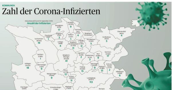 Fast 100 Infizierte Mehr An Einem Tag Im Landkreis Landkreis
