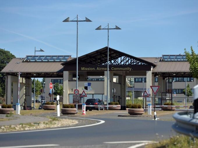 US-Air Base Spangdahlem