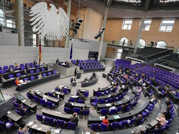 Bundestag Heute Tagesordnung