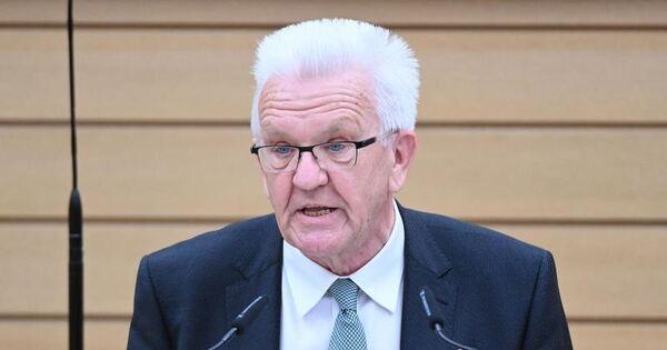 Regierung Baden Württemberg 2021
