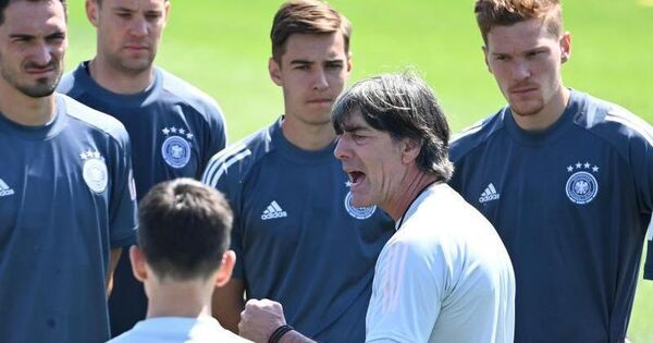Turning or trembling?  Löw wants to see Ronaldo suffer again – sport