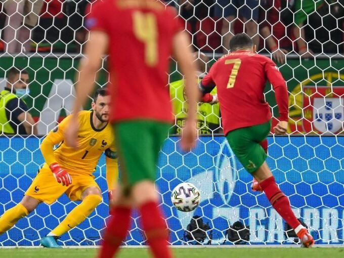 Elfmeter-Festival und Rekorde: Portugal 2:2 gegen ...